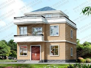 农村房屋设计图,农村自建房设计
