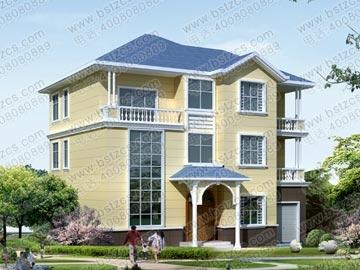 新农村别墅,农村自建房设计  分享到: 商品编号: dc0032 规  格: 14米