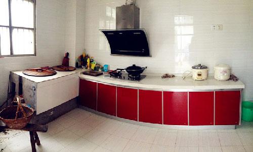 农村自建房厨房怎么设计