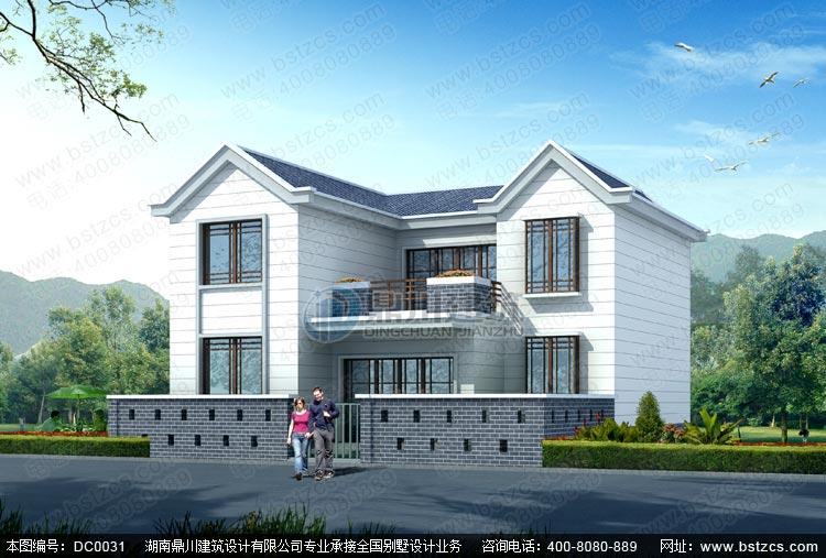 二层农村自建房_别墅设计图纸,新农村房屋设计图,农村