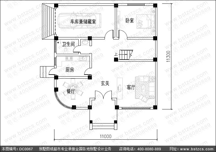 新农村别墅,农村自建房设计  本套图纸有施工图63张,效果图2张,包打印