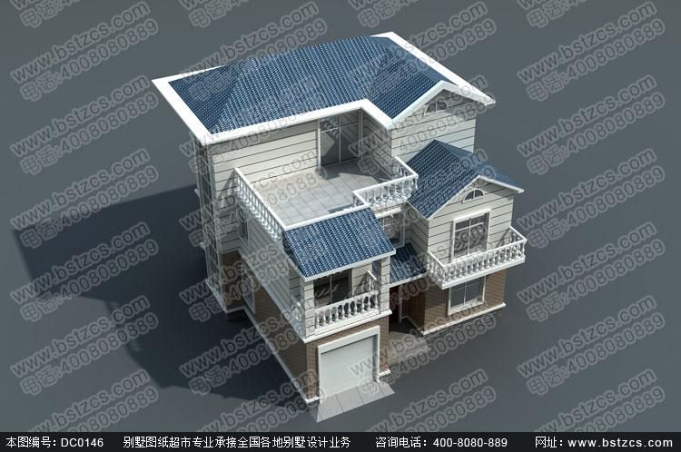三层私人别墅设计图纸_别墅设计图纸,农村房屋设计图