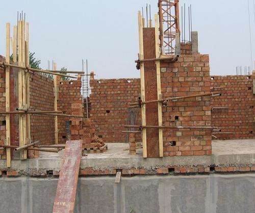 农村自建房砖混结构建筑墙体如何布置