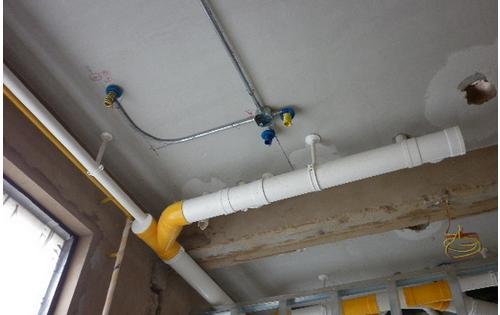 农村自建房厨房下水道的安装方法及注意事项