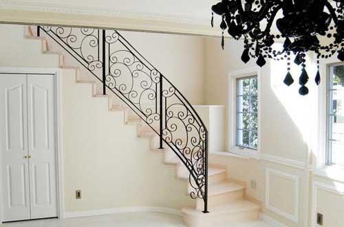 农村自建房楼梯设计的种类与特点