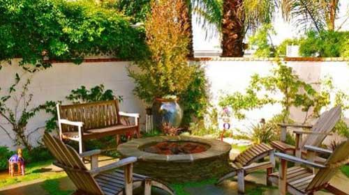 农村别墅花园怎么设计